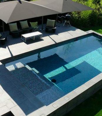 deco de terrasse piscine