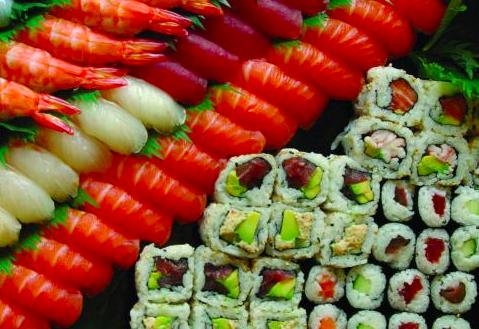pause déjeuner sushi aix