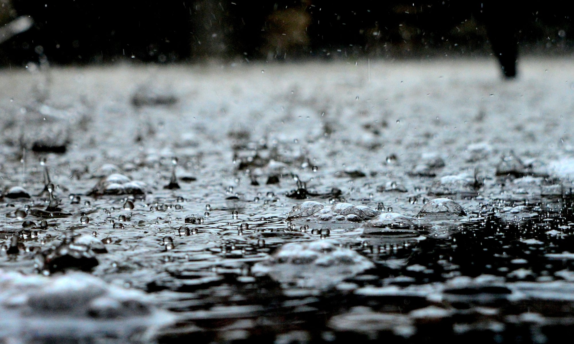 pluie humidité