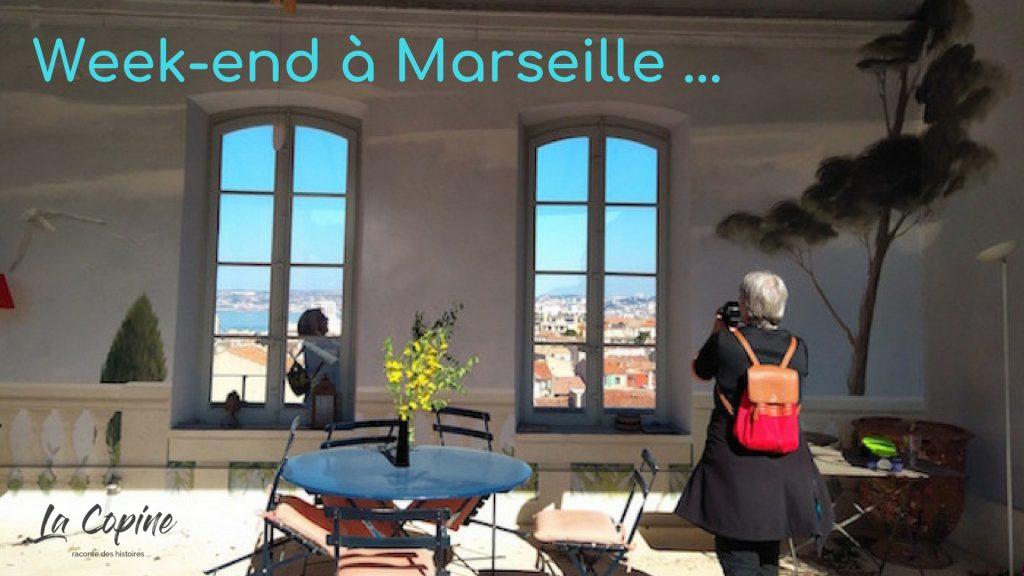 week-end visiter marseille