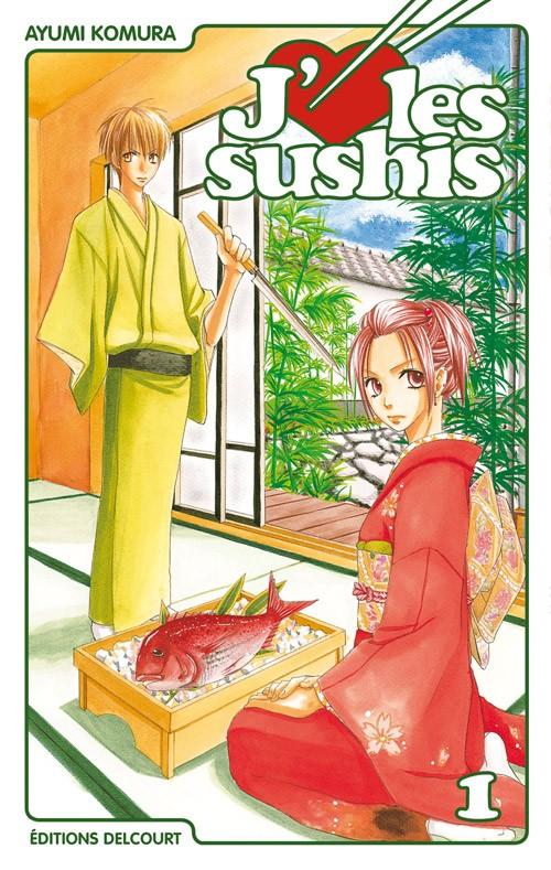 manga les sushis