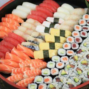 plateau fete sushis livraison domicile