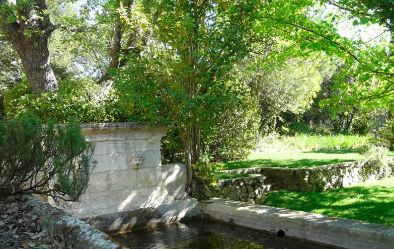 charme des maisons de Provence