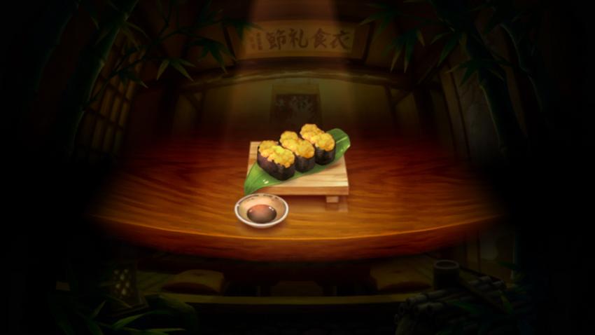 cuisiner oursin en sushi