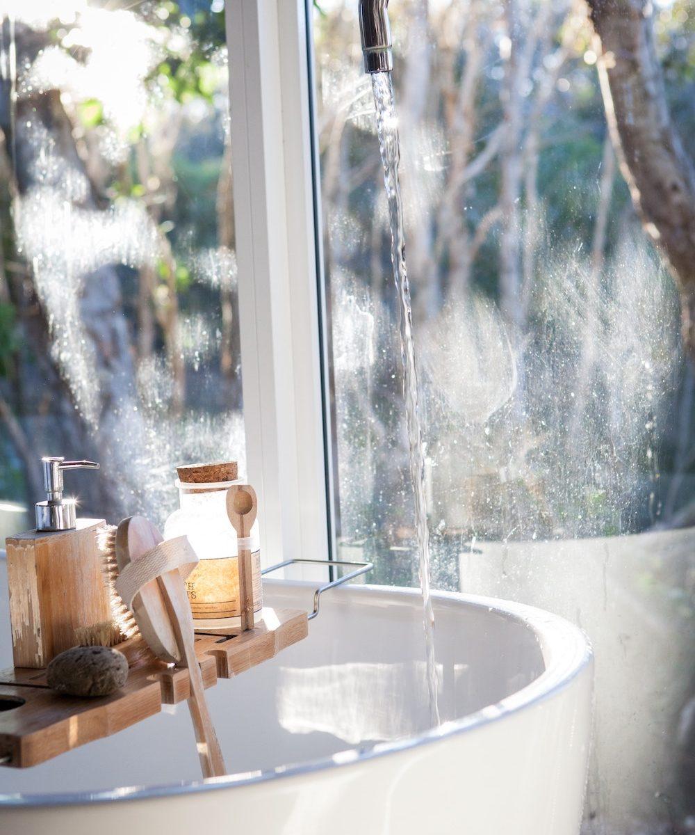 rénovation salle de bain humide
