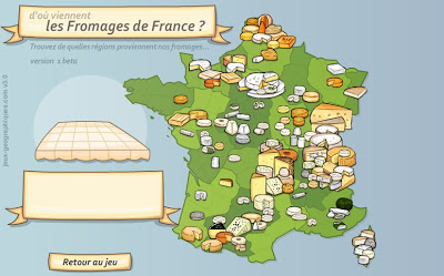 carte week end fromage