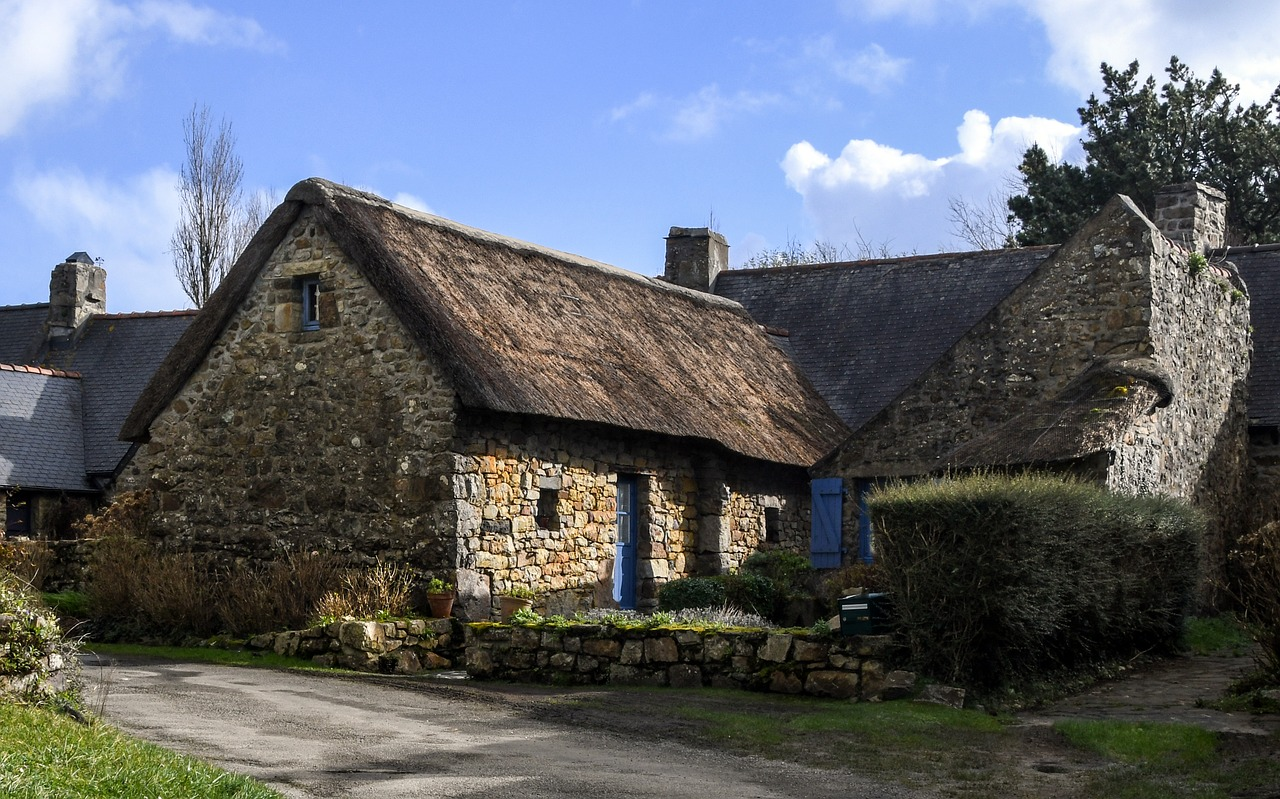 rénover maison de campagne