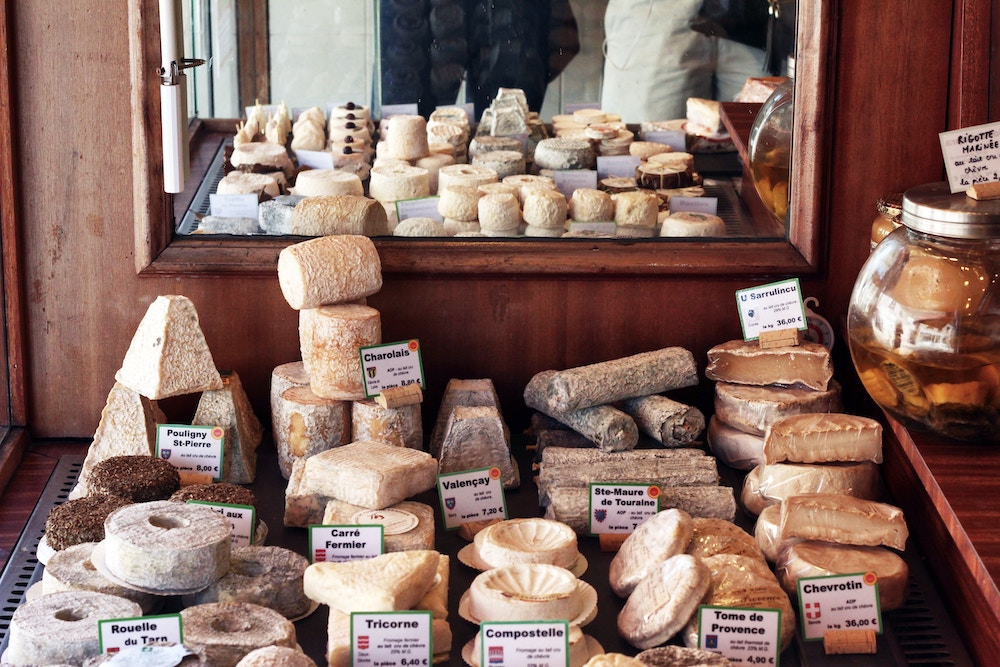 week-end fromage