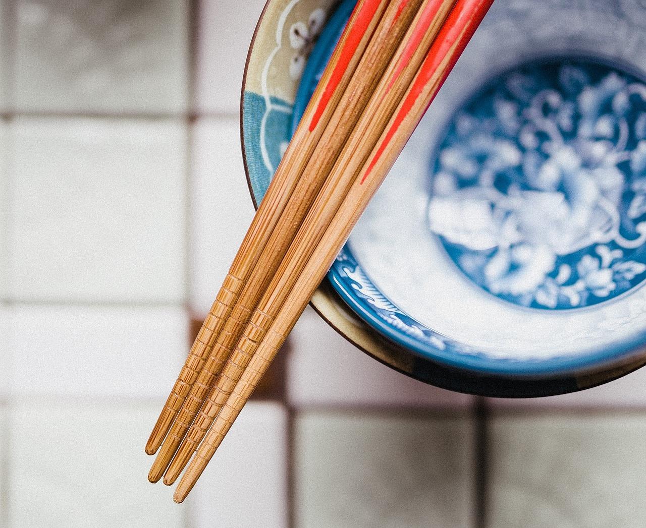 vaisselle sushi