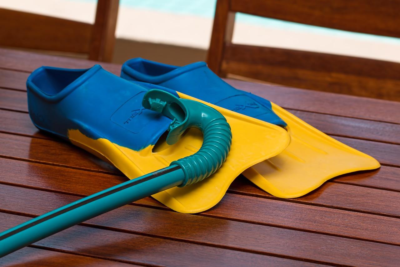 activite bricolage autour piscine