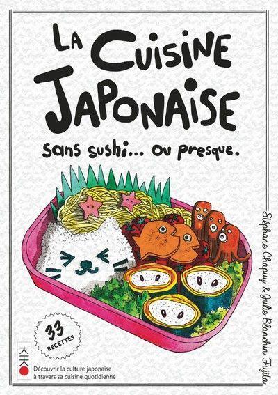 livre de recettes de sushis