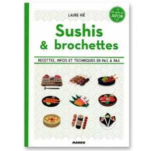 livre recette de sushis