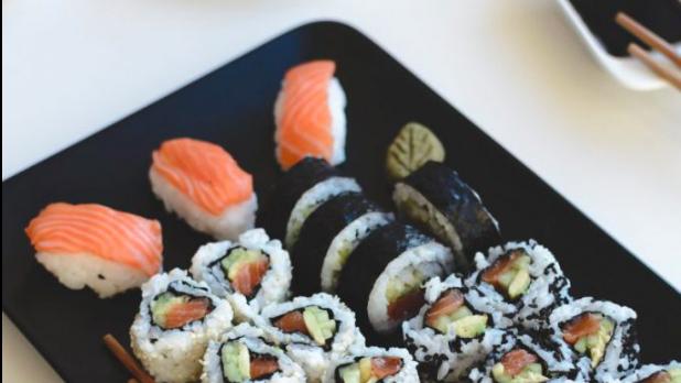 livre recettes pour sushis