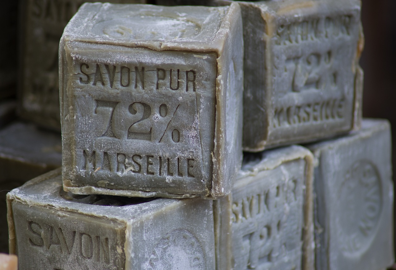 selection savon de marseille