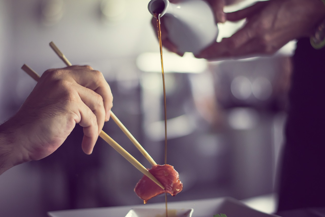 exposition virtuelle autour sushi japon
